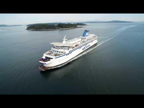 BC Ferries Connector - between Vancouver & Victoria