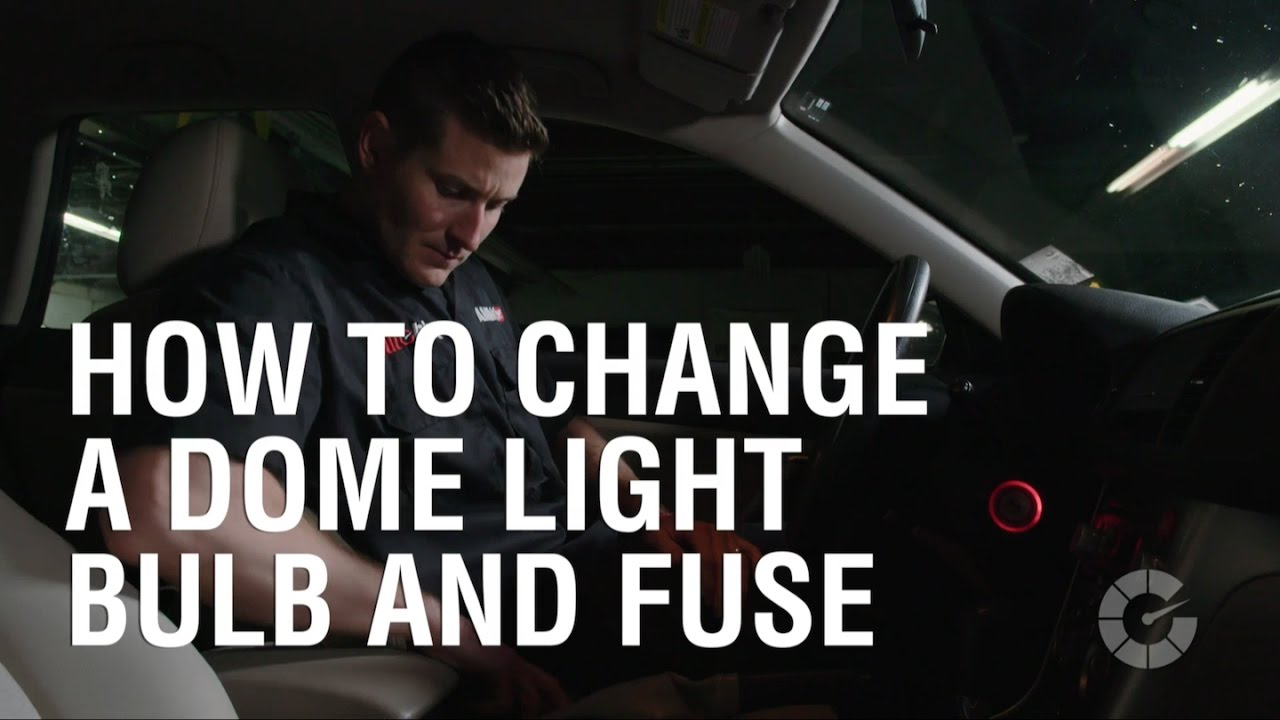 How To Change A Dome Light Bulb And Fuse Autoblog Wrenched Youtube 1987 Toyota Land Cruiser Box On