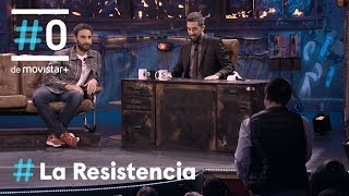LA RESISTENCIA - Dani Rovira: Mil gracias, gente | #LaResistencia 07.11.2018