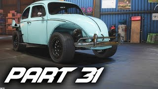 Need for Speed Payback Gameplay Walkthrough Part 31 - VW BEETLE  Derelict Guide & Customization