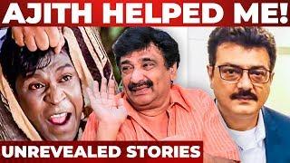 """""""Rajini's Punch Lines, Nesamani Comedy, Padayappa Making Secrets"""" – Ramesh Khanna Interview"""