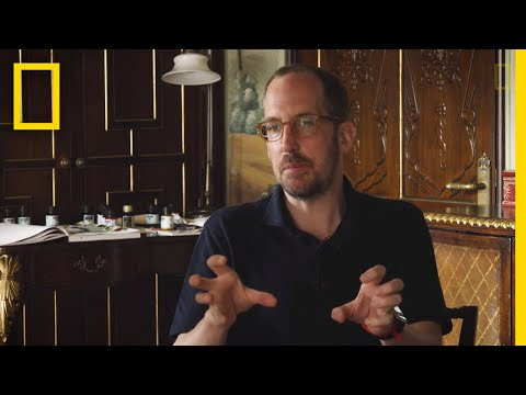 Go Behind The Scenes with Illustrator Christoph Niemann | National Geographic