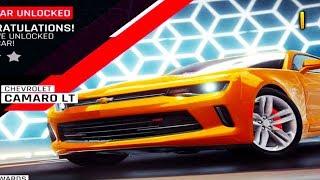 ASPHALT 9 LEGENDS Gameplay #1 - Chevrolet Camaro LT