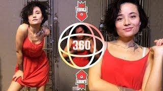 ТВОЯ НОВАЯ ДЕВУШКА! Ролевая игра в виртуальной реальности • 360 VR Video + ASMR (#VRKINGS)