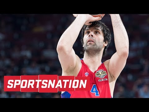 Can Milos Teodosic Save The Clippers? | SportsNation | ESPN