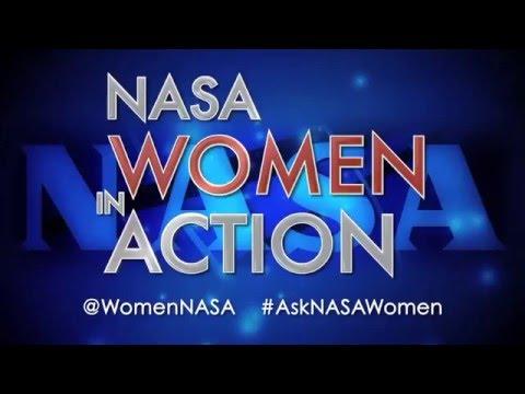NASA Women in Action