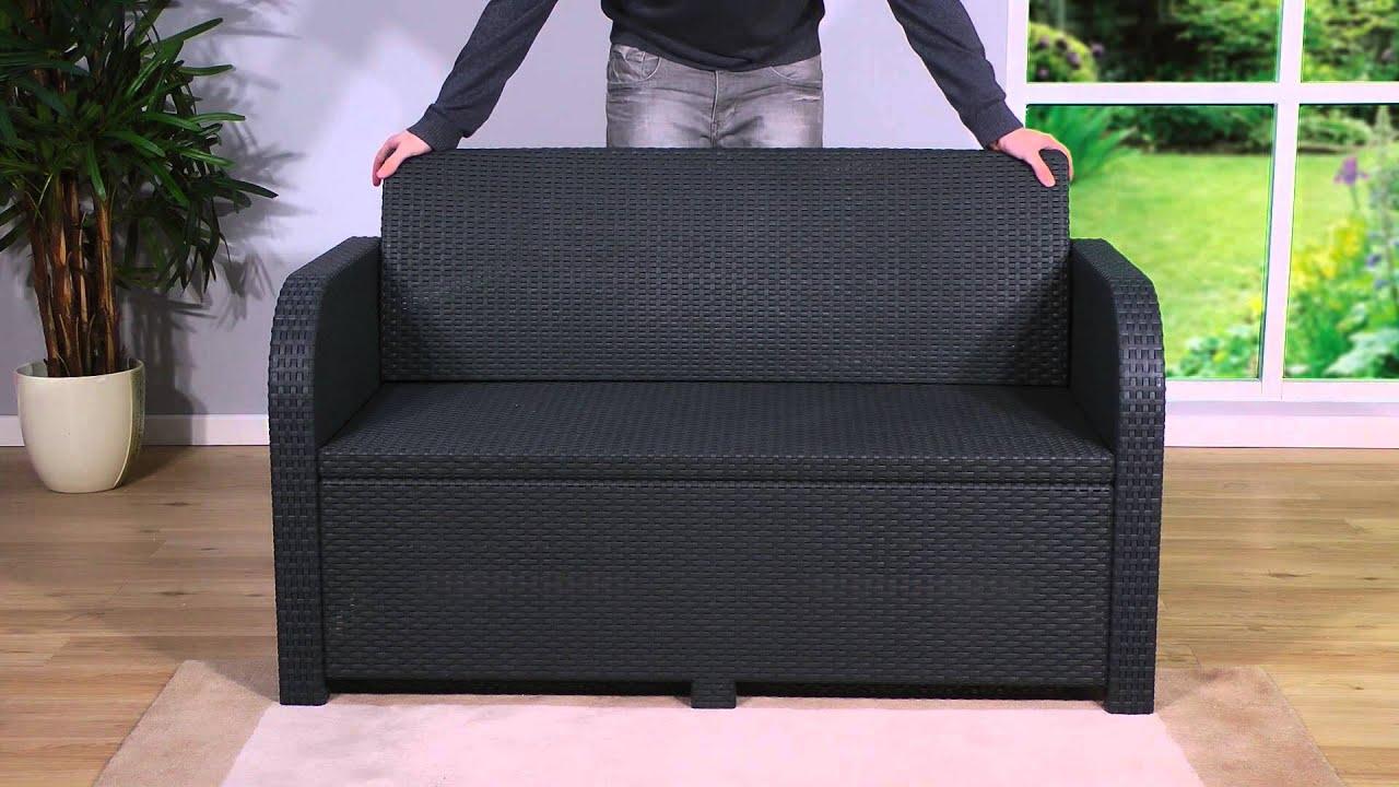 Download How To Assemble The Allibert Carolina Garden Furniture Set