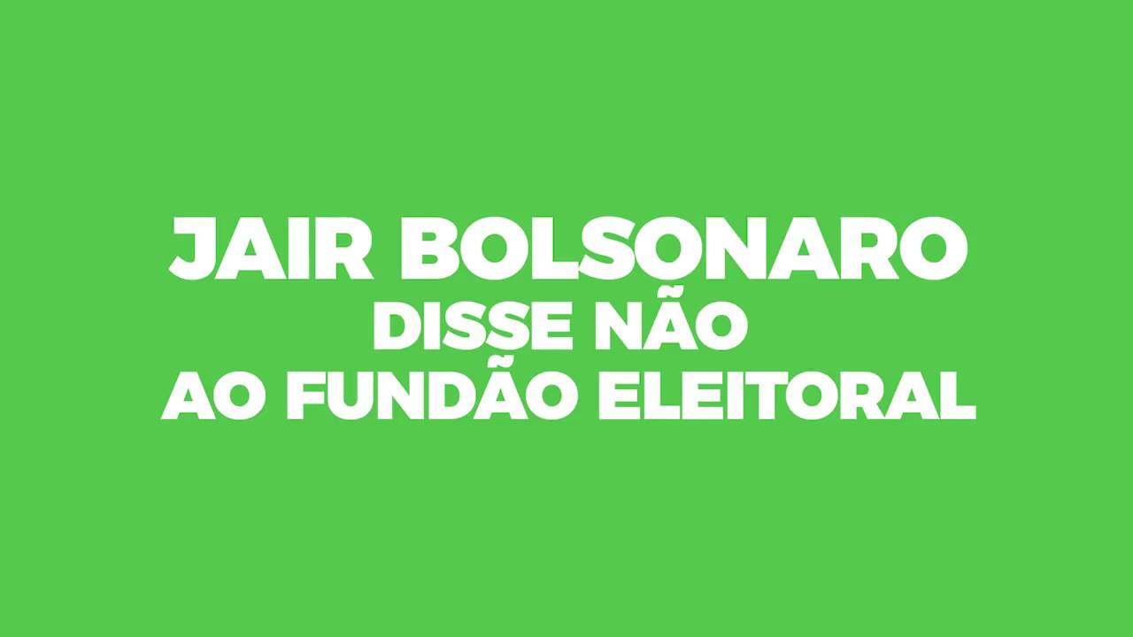 Como doar para a campanha de Jair Bolsonaro