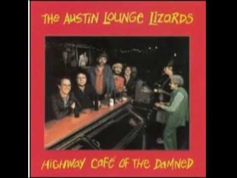 Austin Lounge Lizards Industrial Strength Tranquilizer