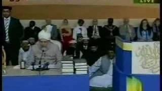 Ahmadiyya Jalsa UK Guest Speakers 5