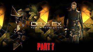 Проходим игру на сложности НАСТОЯЩИЙ DEUS EX без убийств и палева Станем настоящим призраком ДЛЯ ПОДДЕРЖКИ