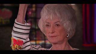 Bea Arthur talks about Golden Girls Part 2 of 4