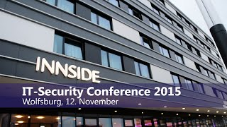 IT-Security Conference 2015