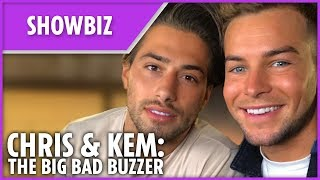 Chris and Kem play... THE BIG BAD BUZZER