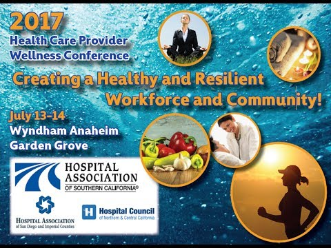 2017 HASC Health Care Provider Wellness Conference