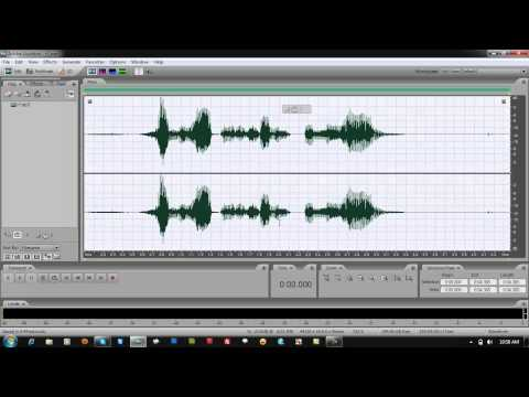 How to Add Reverb Effect on Adobe Audition 3.0