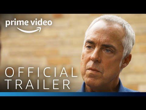 BOSCH Season 7 - Official Trailer | Prime Video