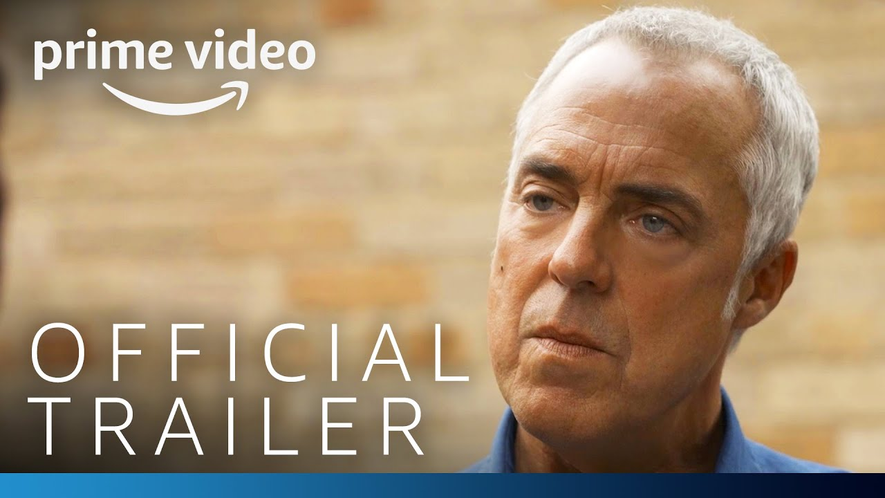 Download BOSCH Season 7 - Official Trailer | Prime Video