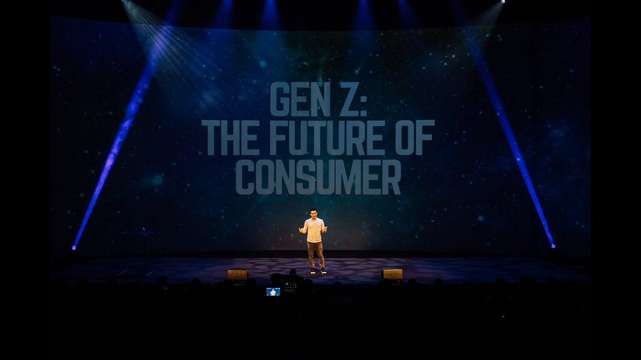 Gen Z: A To Z: Matt Britton Live Keynote From Amsterdam; Calik Denim Event 10/22/19