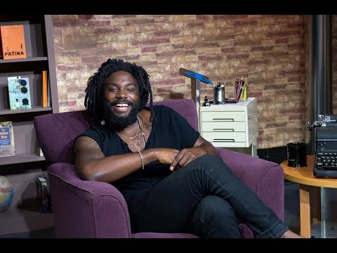 Meet the Author: Jason Reynolds