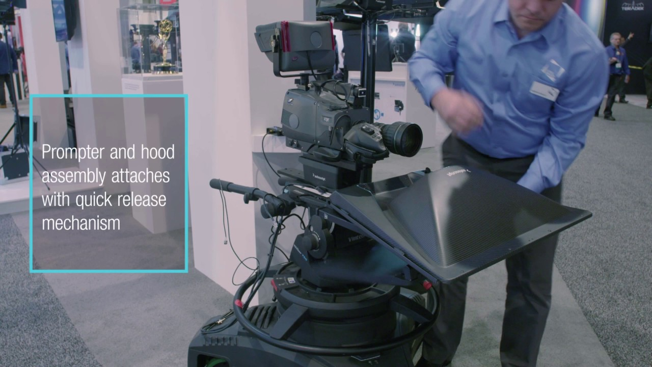 Intelligent Prompting - Autoscript Prompters & Teleprompters