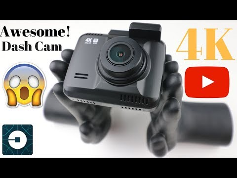 Best Budget Dash Cam For Uber And Lyft Drivers. 😜😎