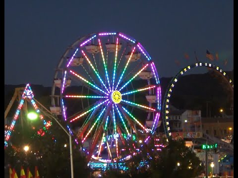 A day at the Bloomsburg Fair 2014