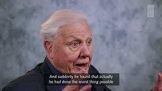 Sir David Attenborough – sailing with James Cook's charts thumbnail