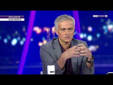 "Mourinho on the evolution of ""genius"" Messi"