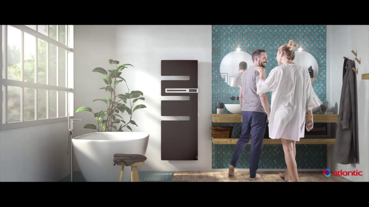 Radiateur sèche-serviettes SERENIS - Réinventez votre intérieur avec Atlantic
