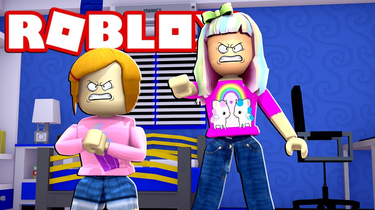 Happy Roblox Family Molly Gets Grounded Bloxburg Roleplay