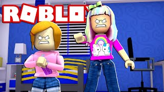 Happy Roblox Family | Molly Gets Grounded | Bloxburg Roleplay