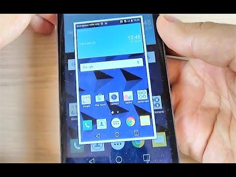 LG K8V Video clips - PhoneArena