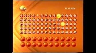 Nelonen: Tunnus/Keno/Seuraavaksi/Mainoksia (17.12.2006)