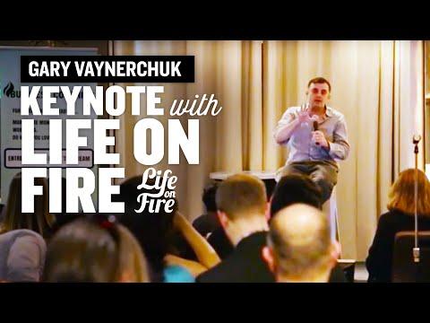 Gary Vaynerchuk Keynote with Life On Fire