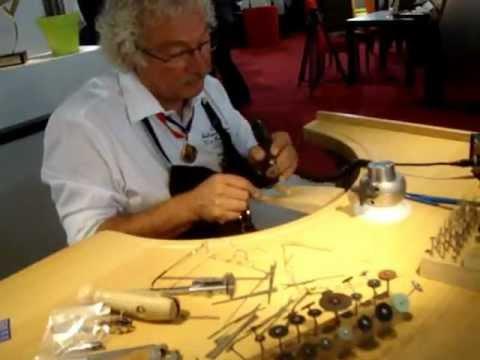 Jewelry Fitting Eyeglasses during Silmo 2012/http://www.PlumeParis.com