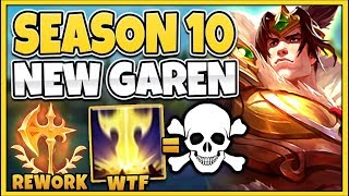 *CONQUEROR REWORK* THIS MAKES GAREN WAY TOO OP AGAIN! (RIOT DIDN'T SEE THIS) - League of Legends
