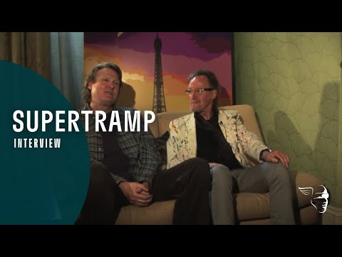Supertramp - Interview with John Helliwell & Peter Henderson (Live in Paris '79)