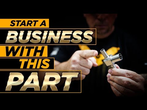 Start a Business with This Part - Vlog #88 thumbnail