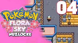 Pokémon Flora Sky Nuzlocke | w/ OldSchoolSin | Directions Would Be Nice Ep. 4