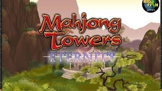 Mahjong Towers Eternity 3 - HD - Маджонг Башни: Вечность 3 - Gra w madżonga (planszowe)
