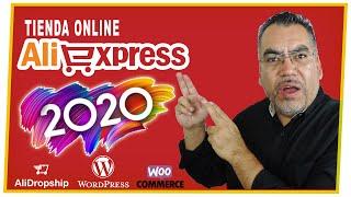 Como Crear Tienda Dropshipping con Aliexpress 2019 ✅TUTORIAL Completo