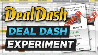 "DEALDASH EXPERIMENT ""IS Dealdash.com Legit?"" (Bamboozled Again #10)"