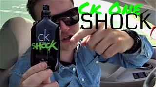 Calvin Klein One Shock for Him (Shock is Best Calvin Klein Fragrance?)