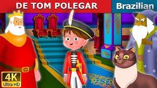 DE TOM POLEGAR   Contos de Fadas   Brazilian Fairy Tales