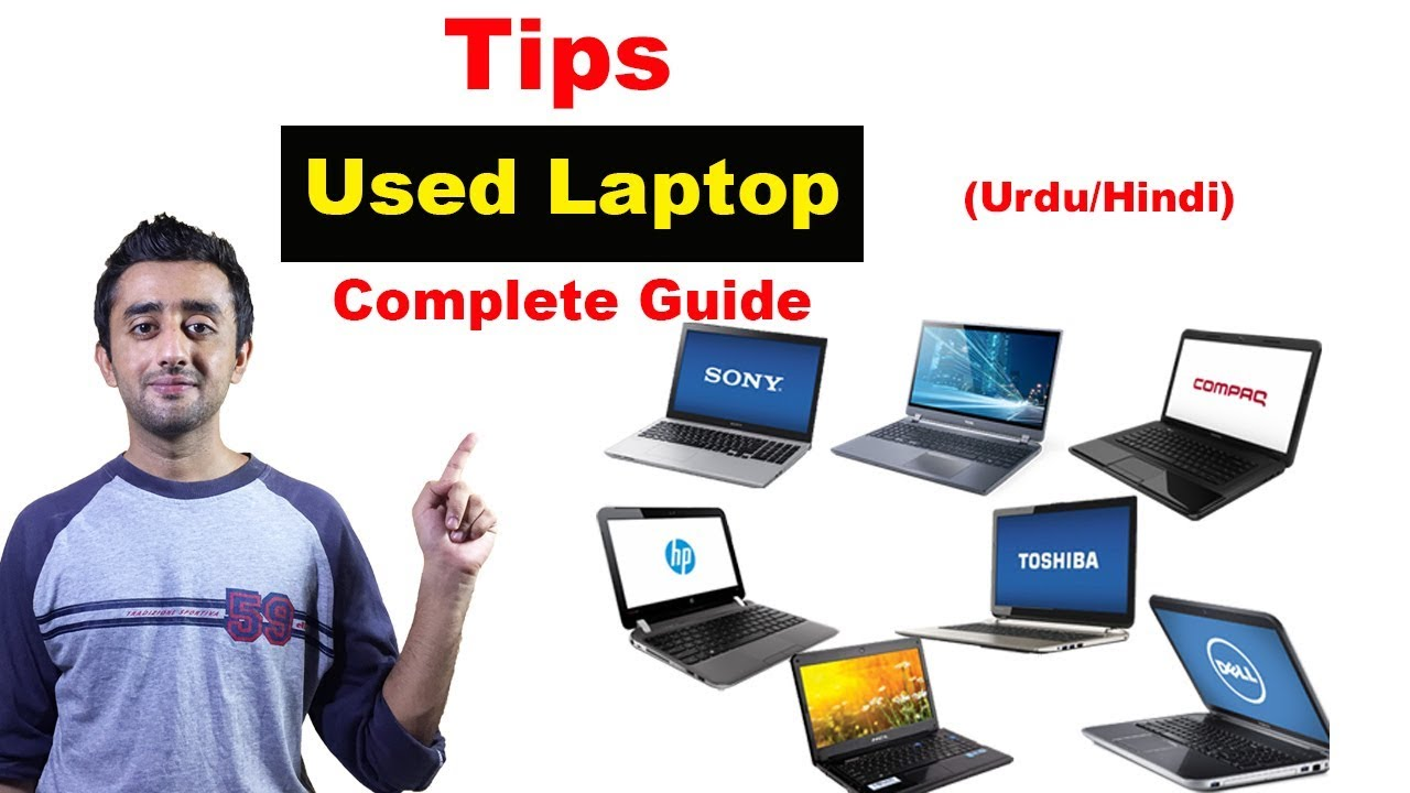 buying a used laptop complete guide 2018 youtube rh youtube com Laptop Computer Laptops to Buy