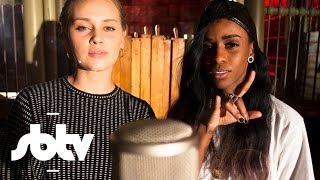 "Angel Haze x Sasha Keable | ""Battle Cry"" - A64 [S8.EP11] [The Amalgamation]: SBTV"