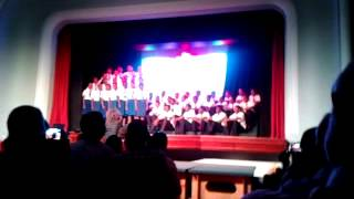 Dominican Convent Harare and St Georges College combined choir - Ruva Rangu