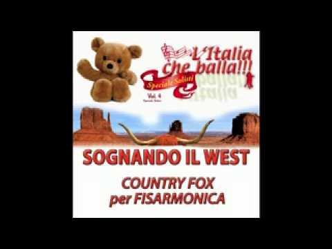 SOGNANDO IL WEST (Country Fox per Fisarmonica) - L' Italia che balla Vol. 4 -  Speciale solisti
