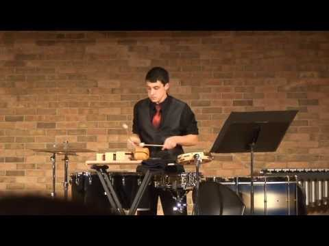 Keith Wilson- Senior Percussion Recital Mount Union